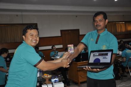 Pelatihan Sistem Informasi Desa ( SID )