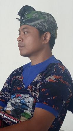 Mangku Ketut Pasek Ketua BPD Subuk Baru Menggantikan Alm. Nyoman Budika