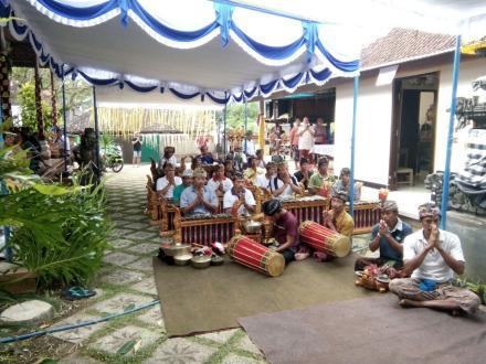 Suasana Gladi Resik Penilaian Keluarga Sukinah Tingkat Kabupaten Buleleng