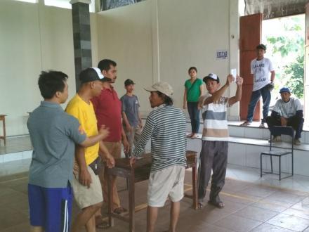 PPS Simulasi Pemungutan dan Penghitungan Suara untuk PILGUB Bali 2018