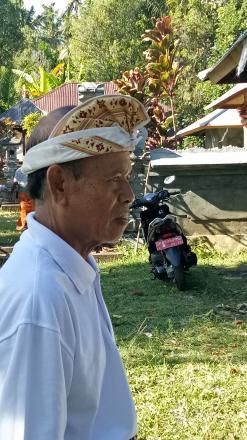Ketut Sulitra : BKK Provinsi Bali untuk Subak,