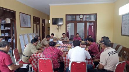 Rapat Koordinasi Penyusunan RKPDesa tahun Anggaran 2019