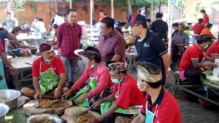 Tum Ketoktok, Menu Lain dari Yang Lain Desa Subuk Perwakilan Kec. Busungbiu