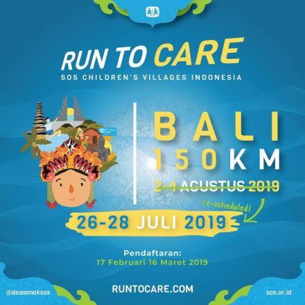 Run To Care (RTC) 150K Bali melewati Subuk